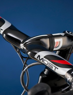 MOST Talon compact integrated bar and stem