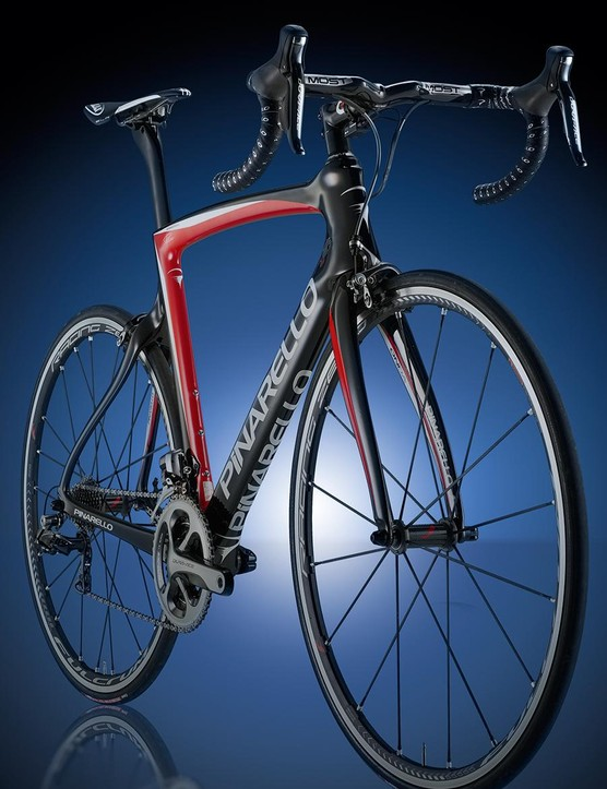 Another angle on the Pinarello Dogma F8