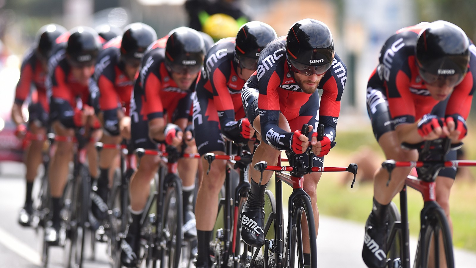 BMC won the team time trial at the 2015 Tour de France, nearly putting Tejay van Garderen into the maillot jaune