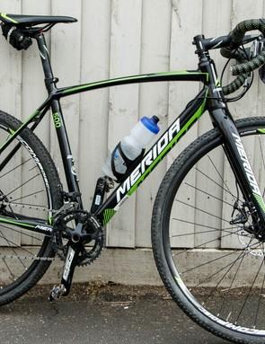 The chosen horse for the 2015 Melburn Roobaix course - Merida Cyclo Cross 500