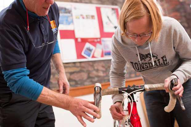 Six of the most common tweaks used to ensure a unisex bike fits female cyclists
