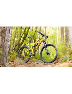 Lapierre's Zesty AM 427 E:I trail bike