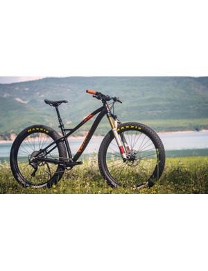 Orbea's new trail bike with a big twist: the Loki