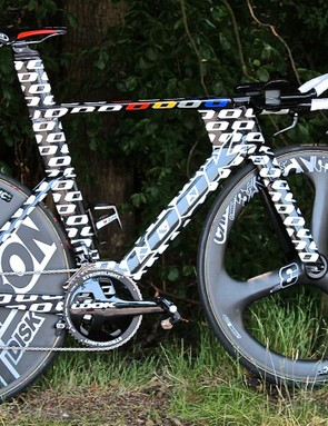 Bretagne-Séché is riding these new Look 796 TT bikes for the first time at the 2015 Tour de France