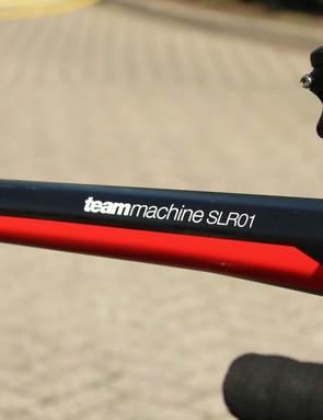 Van Garderen has the 2016 Teammachine SLR01