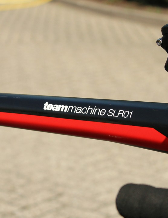 Van Garderen has the 2016 Teammachine SLR01