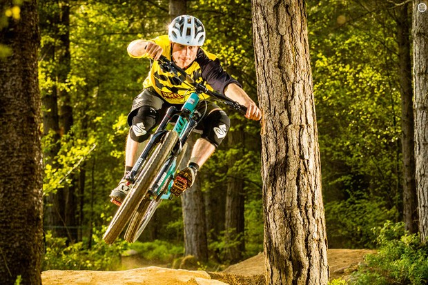 Getting the right body position will massively boost your riding