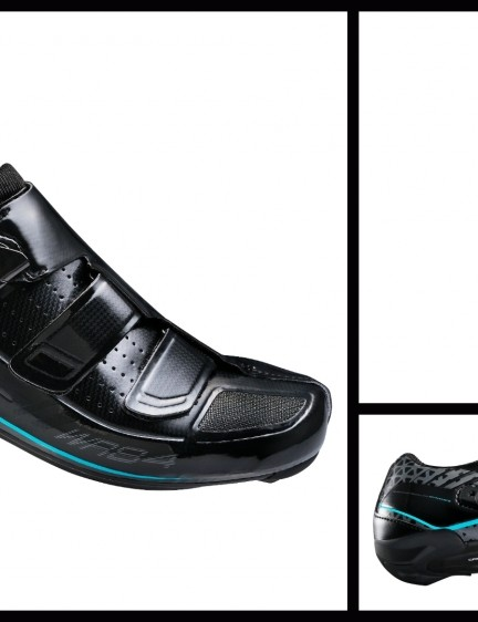 The WR84 is one of the new performance road cycling shoes to be added to the women's specific range by Shimano
