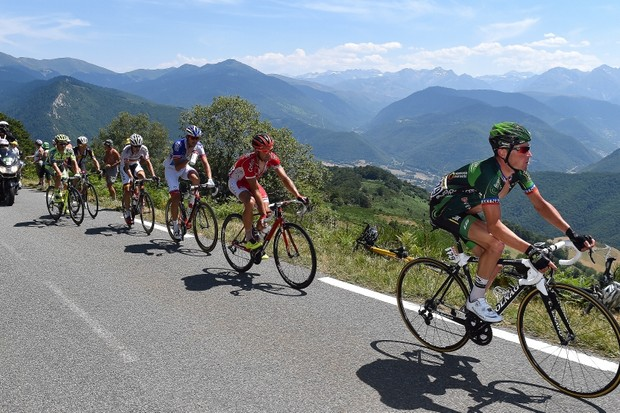 Day 2 in the Pyrenees brought triumph for Tinkoff-Saxo