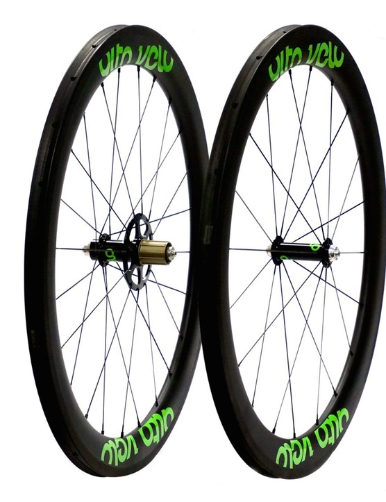 Alto Velo launched this year with carbon and alloy wheels