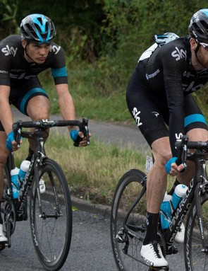 Stars such as Sir Bradley Wiggins raced last time out –but it's not just famous cyclists who take part