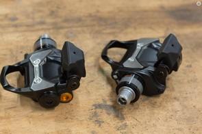 PowerTap's new P1 power meter pedals weigh 215g each