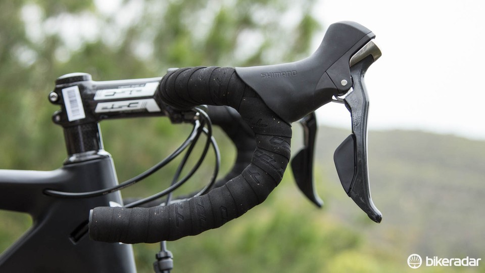 54a9653e8ed Road bike handlebars can dramatically affect your comfort and control on  the bike
