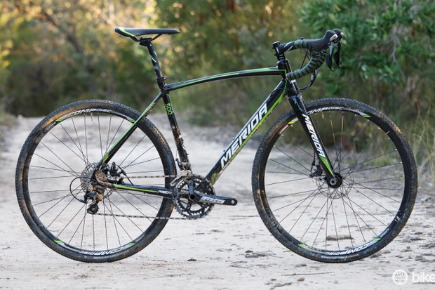 The 2015 Merida Cyclo Cross 500 has plenty to offer for the price