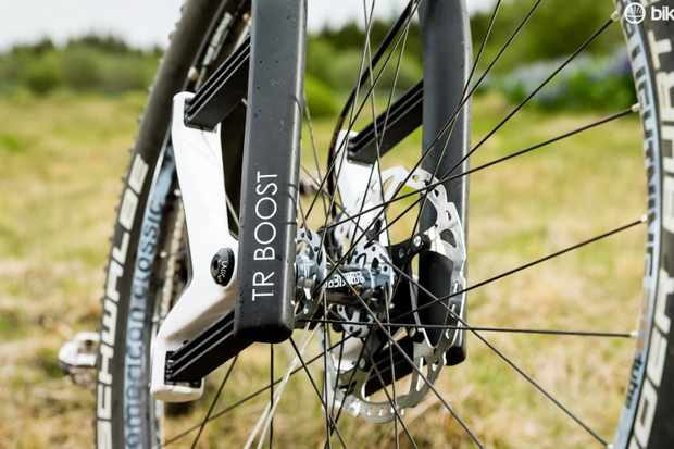 Lauf's TR29 Boost should deliver a maintenance-free experience