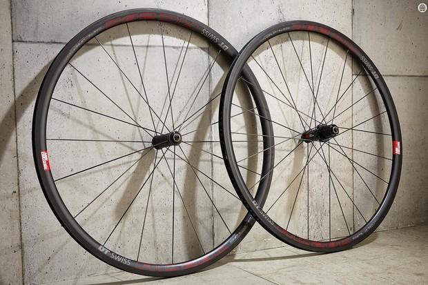 DT Swiss RC28 Spline C Mon Chasseral wheelset