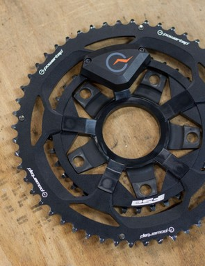 PowerTap's C1 chainring power meter comes in cheaper than single-sided options from Stages and Garmin