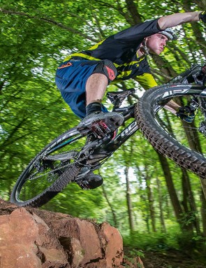 The Enduro Elite is a very capable descender