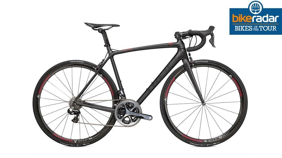 807fe7b0776 Trek Émonda SLR 9 - BikeRadar
