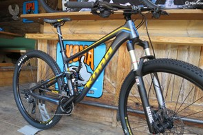 Kona's new XC race bike is designed to be fast and fun