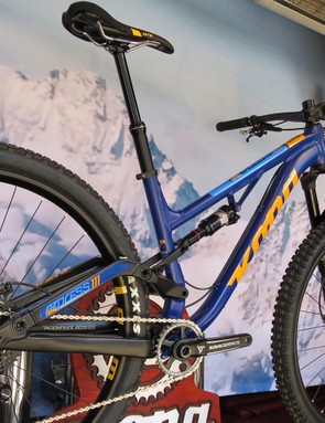 The 111mm rear, 120mm front Process 111 29er looked ace last year –and it's had the DL treatment this time around