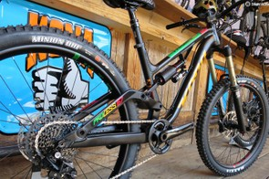Kona has self-styled the Process 167 as 'The New Stinky'