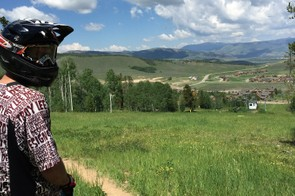 Wes Bennett is a mechanic and downhill coach at Bike Granby Ranch in Granby, Colorado. The best instructors will make you a better rider but they're also handy for showing you the fun lines that aren't necessarily on the trail map
