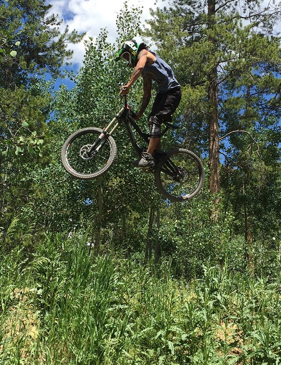 Sure, you could probably learn to clear gap jumps by trial and error but it's a lot more productive to take a more measured approach to it