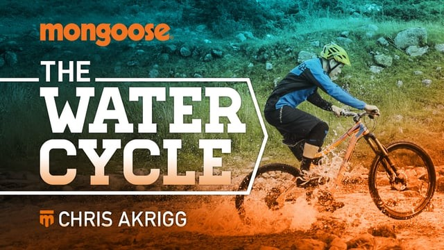 Chris Akrigg in The Water Cycle