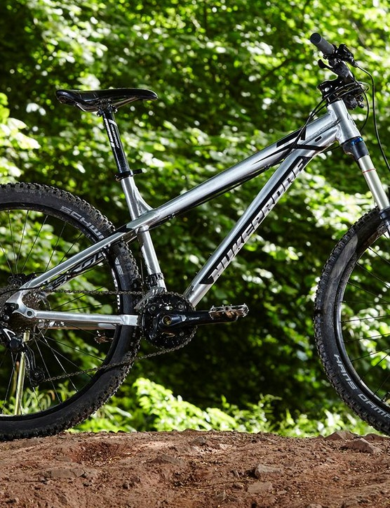 Nukeproof's Scout Race is a total pleasure – in small doses, at least