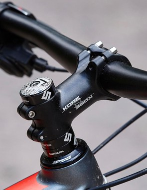 A wider handlebar would also be beneficial for riders looking to get a little more hardcore