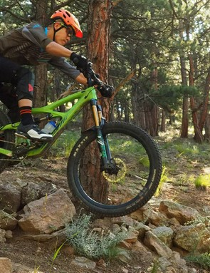 How good is the new Ibis Mojo HD3? So good that our tester bought the sample instead of sending it back to Ibis