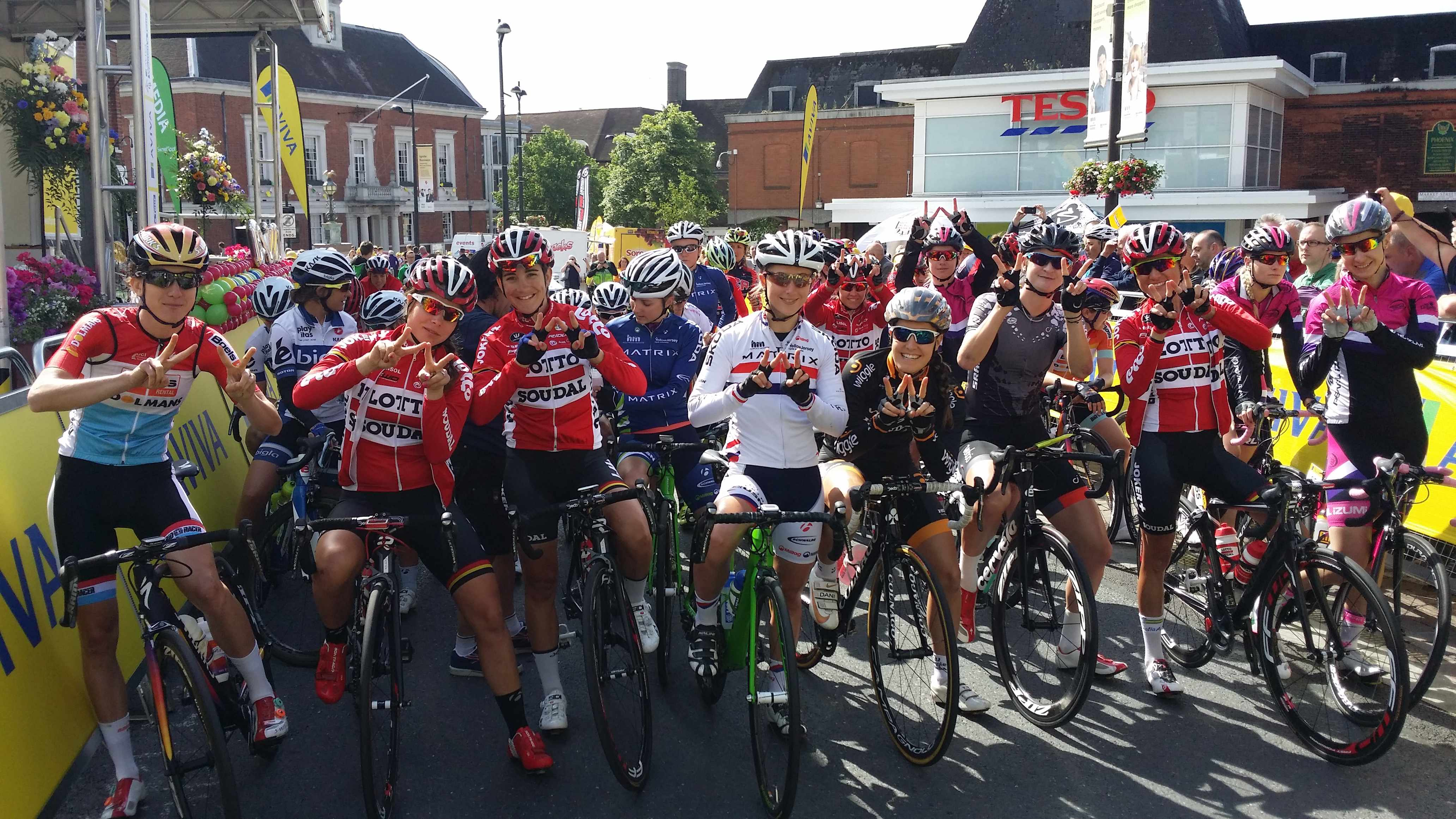 The Voxwomen Cycling Show will feature unprecedented behind-the-scenes footage from some of the greatest events in the 2015 women's race calendar