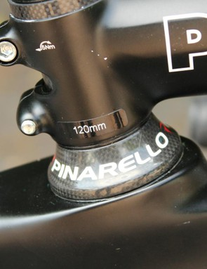 Each PRO stem is meaured and labeled. Stems are sold in 10mm increments, but often Sky mechanics find them to be a few mm longer
