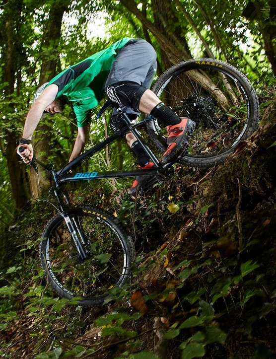 If the descents aren't so much your thing though, you may want to consider nimbler all-round options