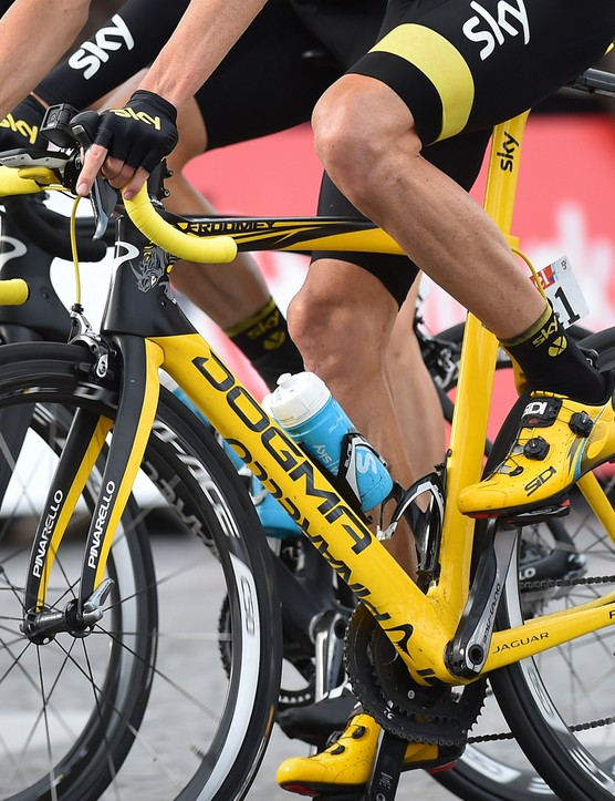 Froome's final Dogma took the yellow a lot further