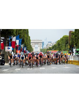 To ride a race successfully takes planning, preparation and team tactics