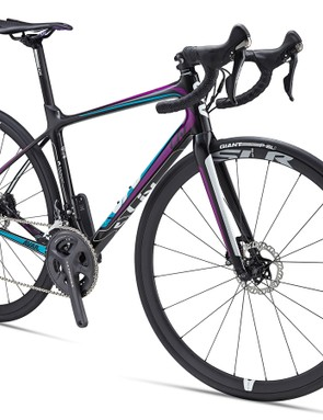 The Liv Avail Advanced Pro ($3,750 / AU$3,999 / £TBC) is likely to be a popular choice for 2016