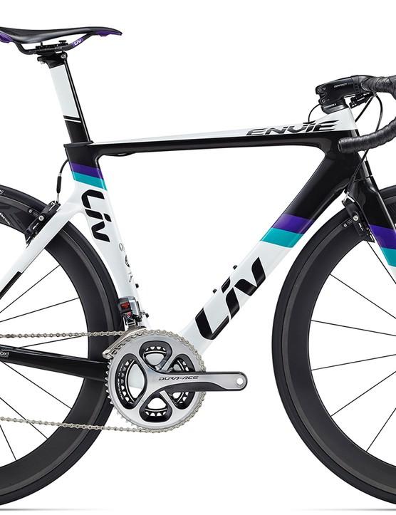 Liv's fastest road bike - the Envie Advanced Pro 0 ($8,300 / AU$7,999 / £TBC)