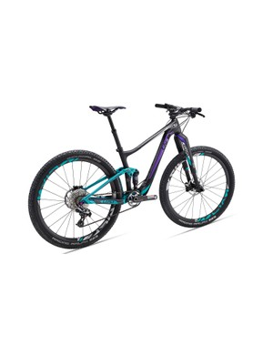 The Lust Advanced 0 is for those serious about XC/marathon racing ($9,000 / AU$9,399 / £TBC)