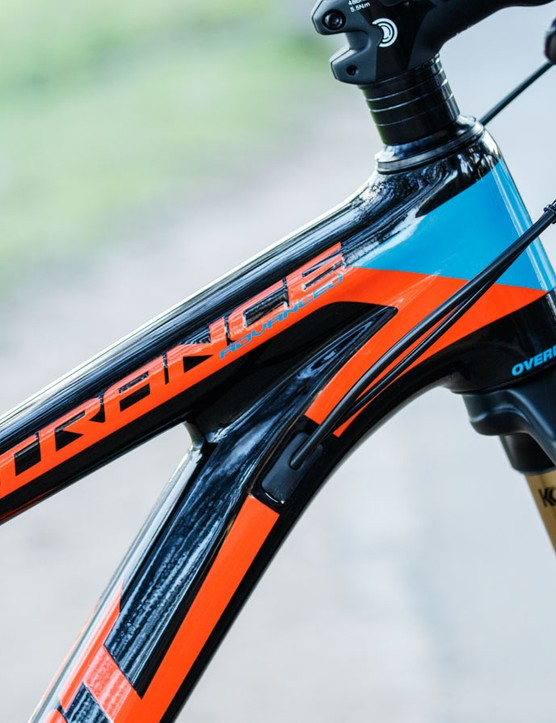 The Trance 27.5 frames continue without change, but the components bolted to them are quite different