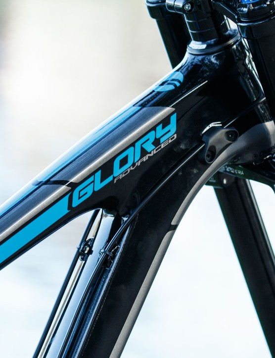 The Glory Advanced is a new frame for 2016, it's exactly what the Giant Factory Team have been riding for the past season