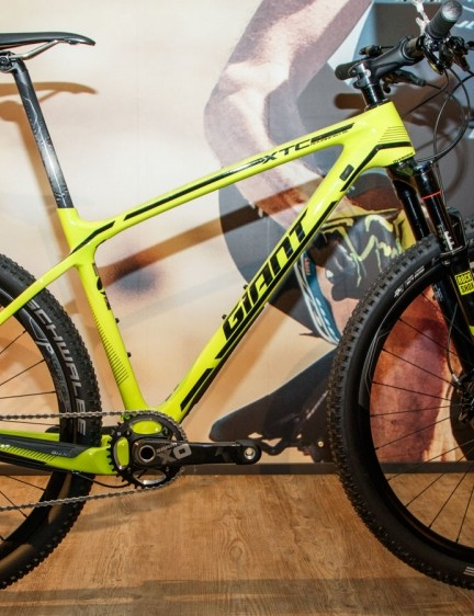 Closely matching that is the 2016 XTC Advanced SL 27.5 1 hardtail ($4,600 / AU$4,999 / £TBC)