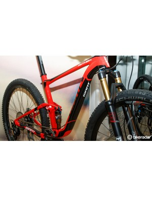 The Anthem 27.5 1 is another model that's likely to be very popular (although, it's not available in the US). A Shimano XT 1x11 drivetrain, XT disc brakes and Fox suspension for $N/A / AU$3,799 / £TBC