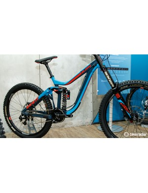 Using the alloy frame only introduced in 2015, the Glory 27.5 1 ($N/A / AU$4,999 / £TBC)