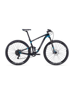 Gaining a 142x12mm rear thru-axle for 2016, the Anthem X Advanced 29er remains in the lineup ($4,600 / AU$5,299 / £TBC)