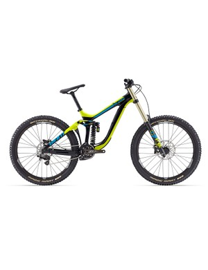 The other Glory Advanced - the 27.5 1 with Fox suspension and Shimano Zee ($5,650 / AU$5,499 / £TBC)