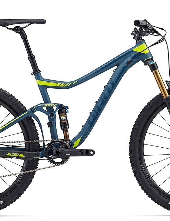 High in value is the alloy-framed Trance 27.5 1 ($4,600 / AU$5,199 / £TBC)