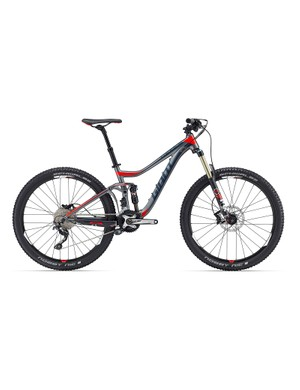 Keeping with front shifting a 32mm stanchion fork is the Trance 27.5 2 ($2,700 / AU$3,399 / £TBC)