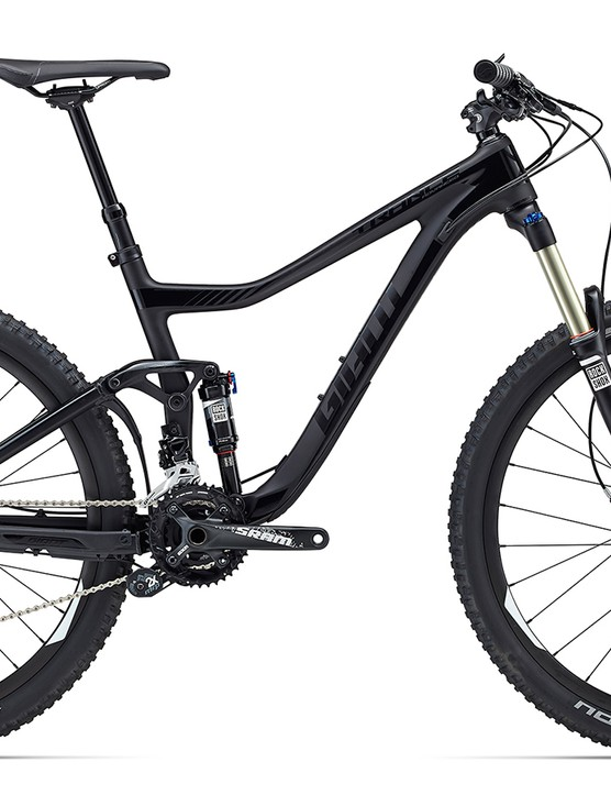 And offering the Advanced carbon frame at a lower price is the Trance Advanced 27.5 2 ($3,300 / AU$3,799 / £TBC)